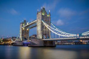 Tower Bridge Londen Engelse website